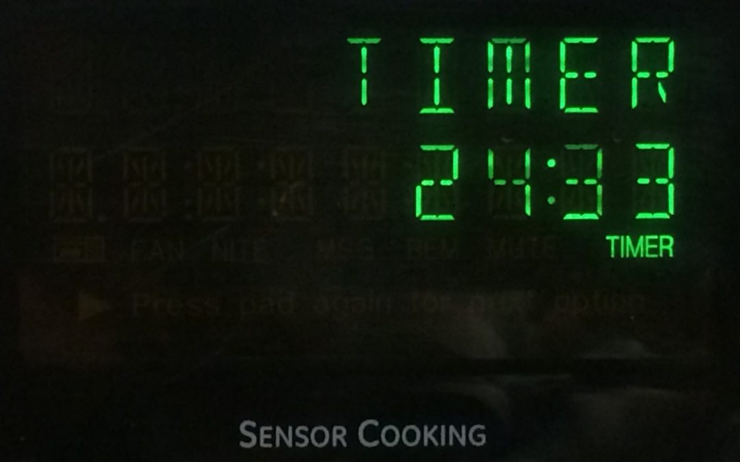 Use a Timer to Help You Remember What's Cookin'