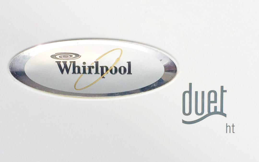 Whirlpool Duet Washer Leaks Water From Door