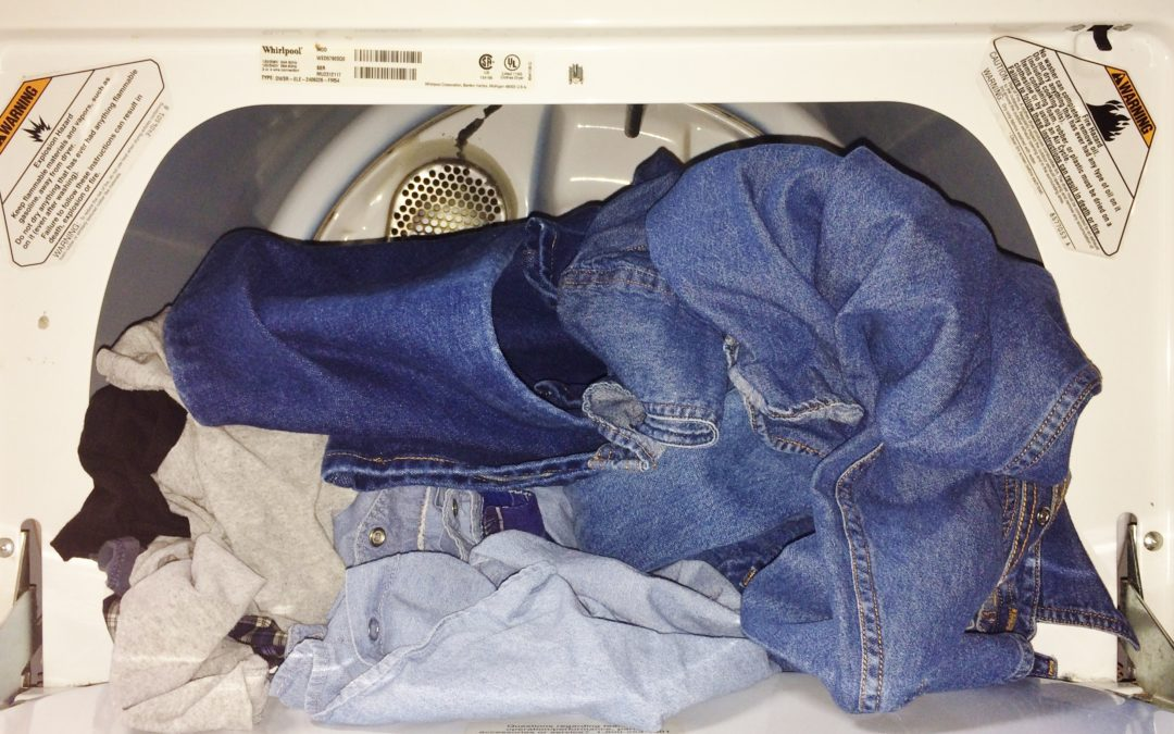 Overloading Your Dryer Could Damage It
