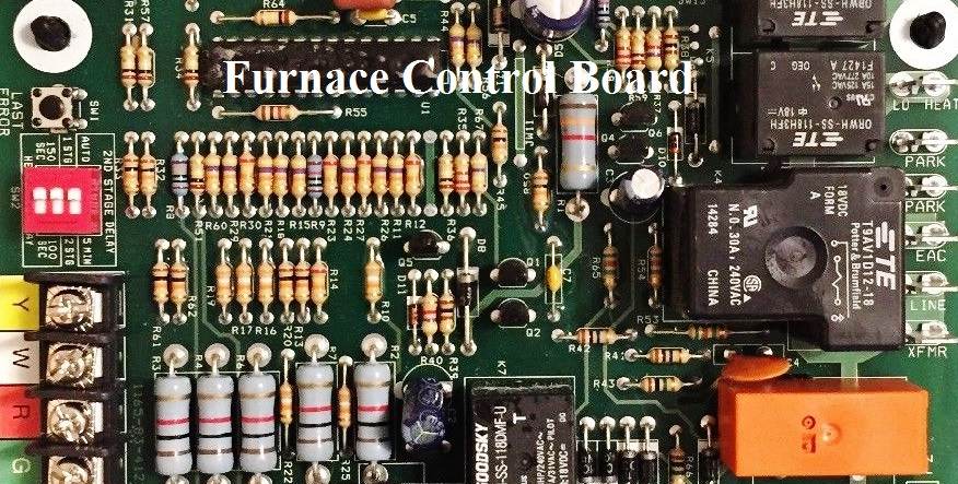 Furnace Control Board Replacement…