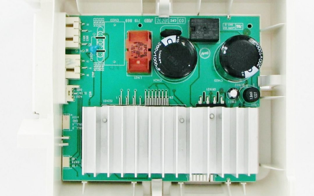 Whirlpool Washer Motor Control Board